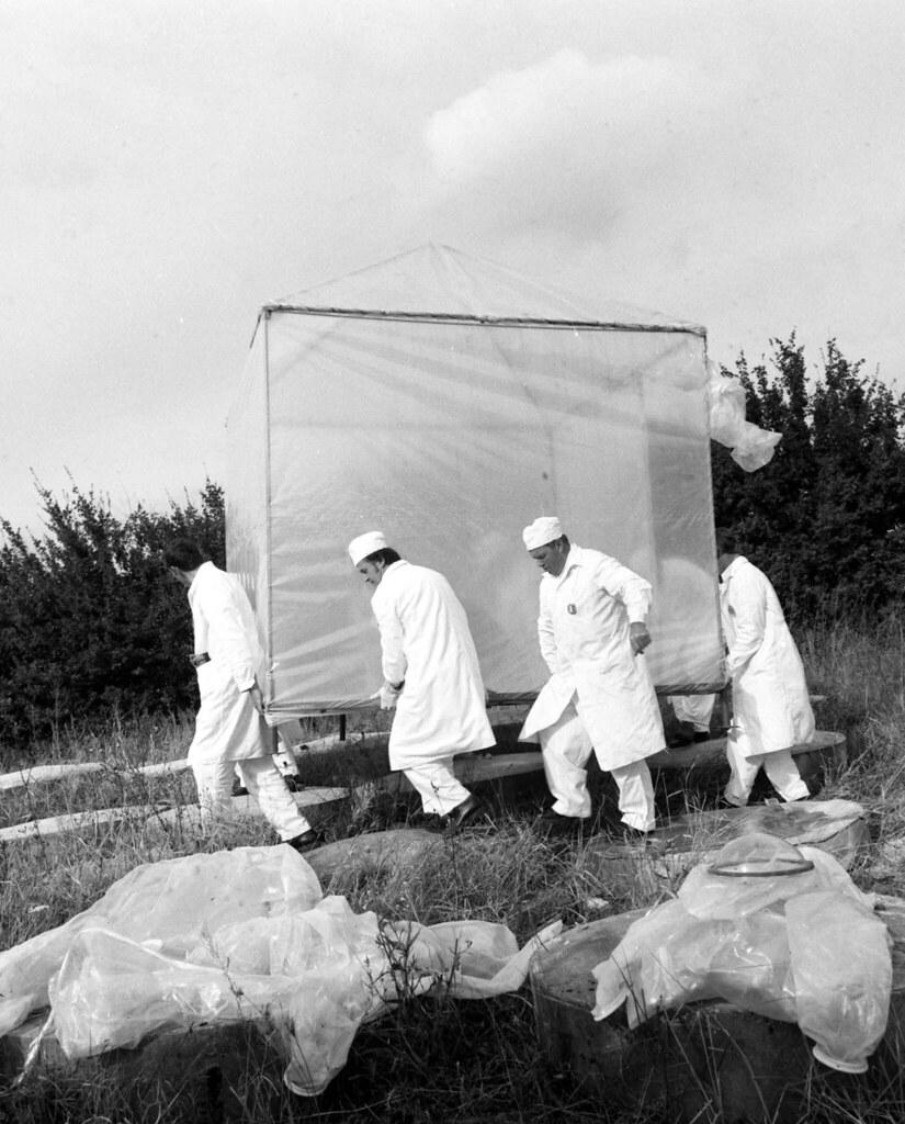 Költöztetik a solymári izotóptemetőt 1978-ban
