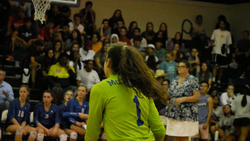 varsity volleyball lbj 9/13