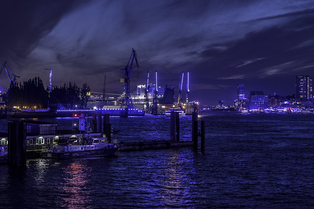 Hamburg Blue Port 2019