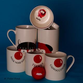 Red Nose Day Mugs