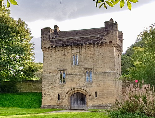 Morpeth Castle Gatehouse - Landmark Trust [In Explore 15 September 2019]