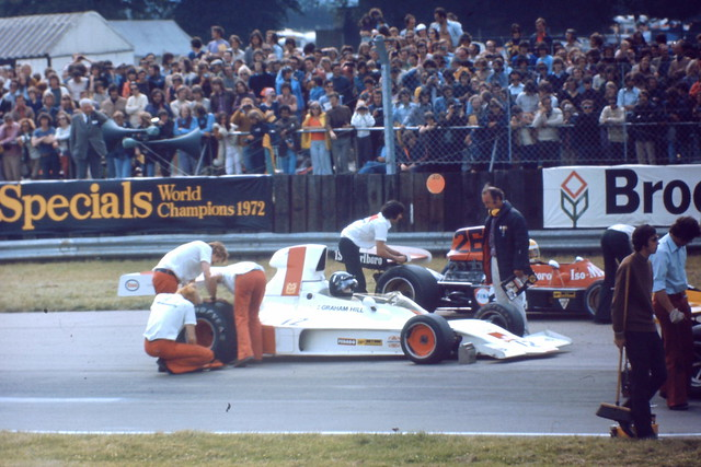 1973 British GP