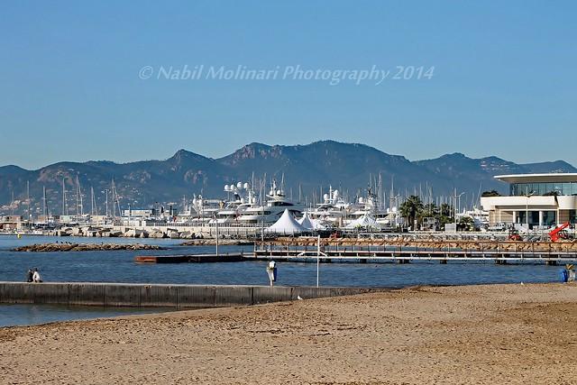 Beaches : Cannes