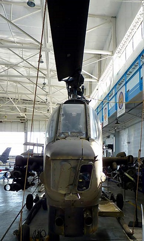 Bell AH-1 Cobra Attack Helicopter 1