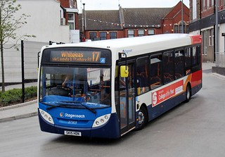 Stagecoach North East: 37505 / SK15 HDN