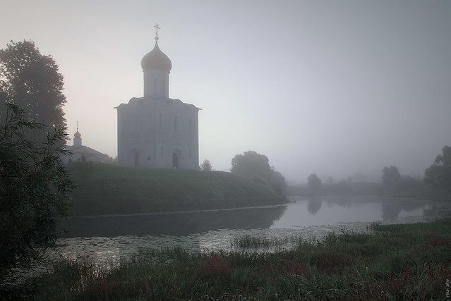 RUS72260 - Foggy Morning #2