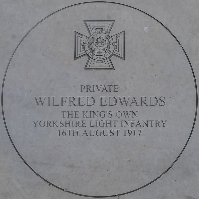 WILFRED EDWARDS