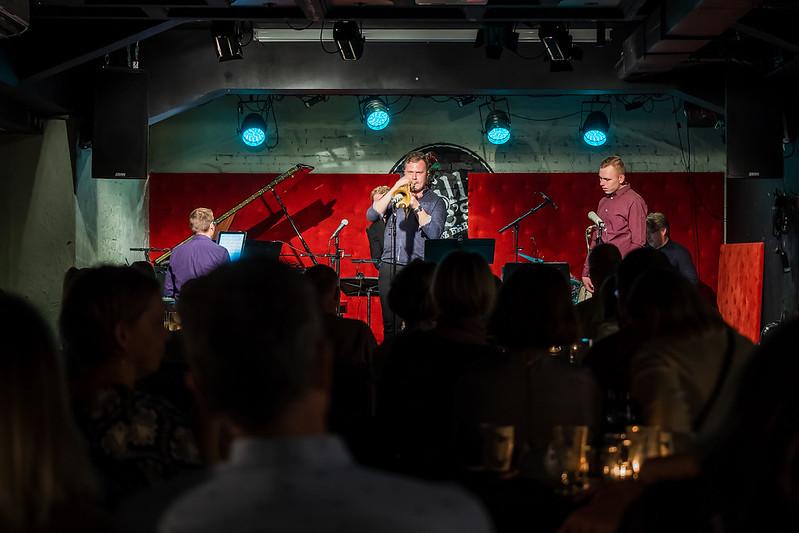 Jazz.ee ja Philly Joe's LIVE: Allan Järve Kvintett