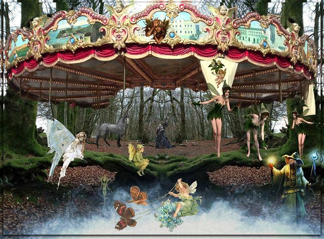Woodland Carousel