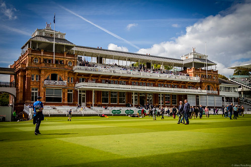 Lord's Pavilion | by AlexR!
