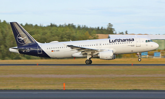 Airport Stockholm-Arlanda (ARN/ESSA) 21.08.2019