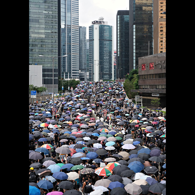 8.31 how many times must hk people march?