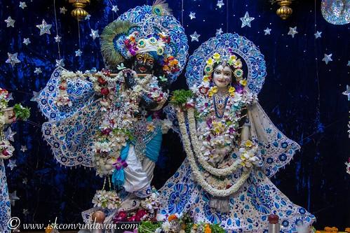ISKCON Vrindavan Deity Darshan 14 Sep 2019