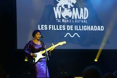 WOMAD UK19 Les Filles de Illighadad (Niger)