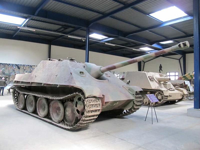 SdKfz 173 Jagdpanther 1