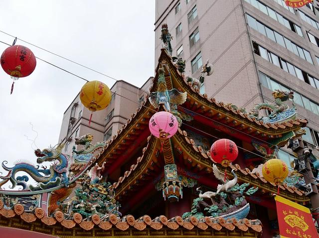 23.03.2019 - Taïpei, Sung Shan Tzu-Yu temple (23)