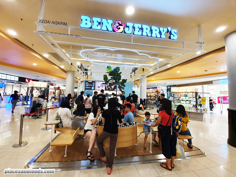 ben and jerry malaysia