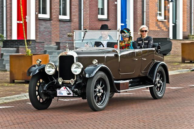 Alvis 12/50 Tourer 1924 (8258)