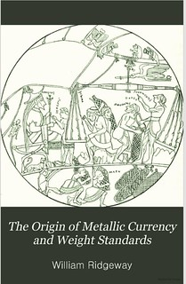 Origins of Metallic Currency book cover