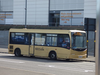 Kev's of Bromsgrove bus - Longbridge Lane, Longbridge
