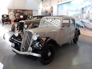 Citroen Traction Type 7A