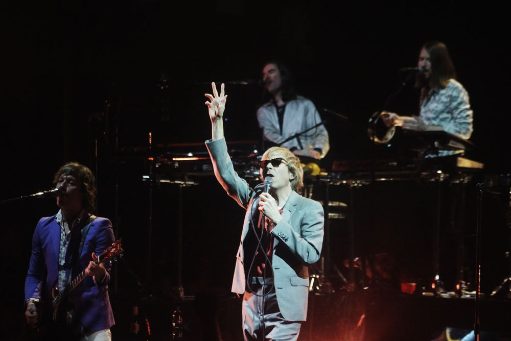 Beck and Cage The Elephant @ Forest Hills Stadium