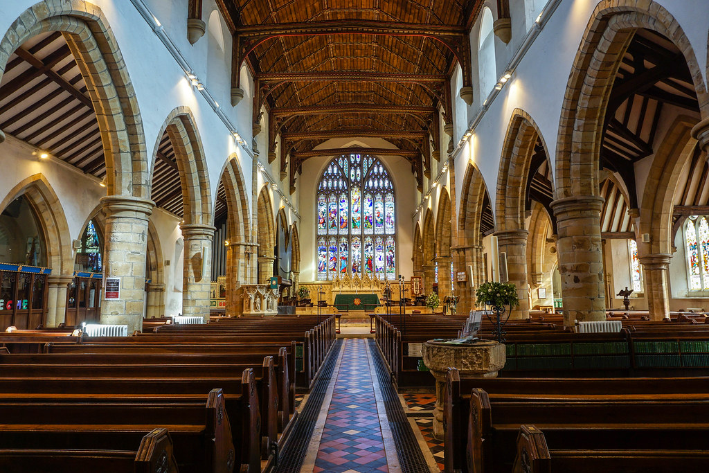 St. Mary's, Horsham