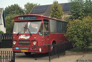 1975 DAF MB200