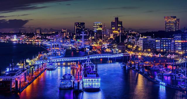 Hamburg - Blue Port 2019