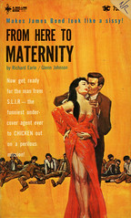 Bee-Line Books 141 - Richard Earle / Glenn Johnson - From Here to Maternity