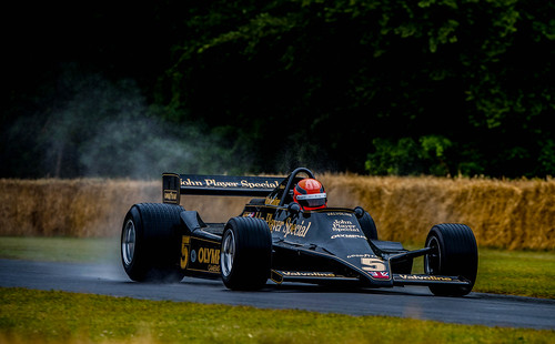 1978 LOTUS COSWORTH 79