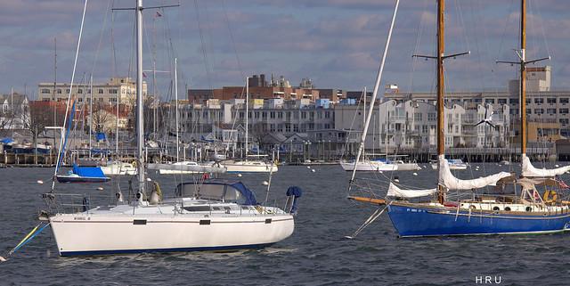 Small Boats- Sheepshead Bay