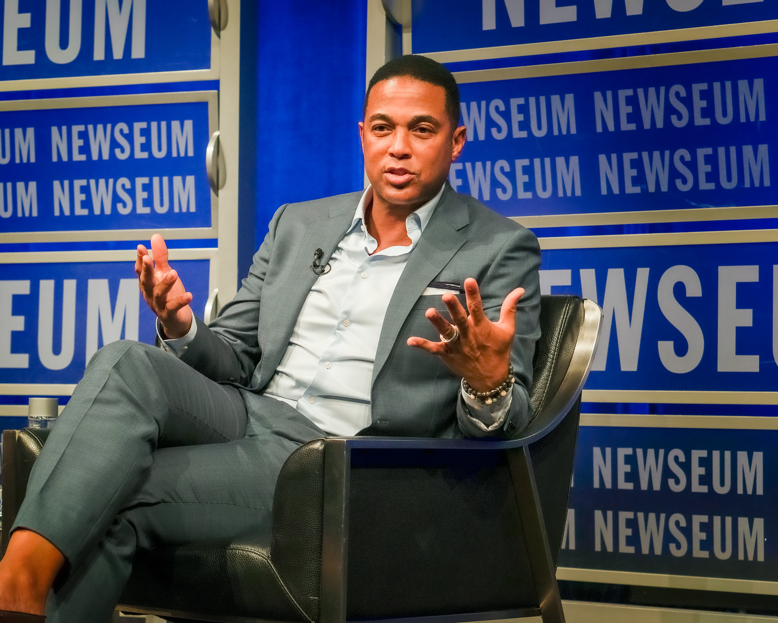 2019.09.12 Rise Up A Conversation with Don Lemon, Washington, DC USA  255 72043
