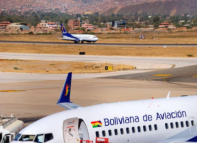 Boa (Boliviana de Aviación)