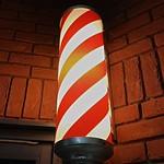 A barbers pole