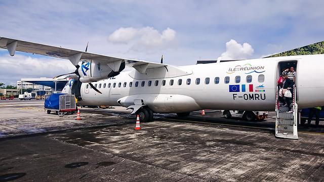 MRU - ATR 72-500 (F-OMRU) Air Austral
