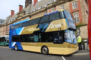 Go North East X-lines 6333 / X21 GNE