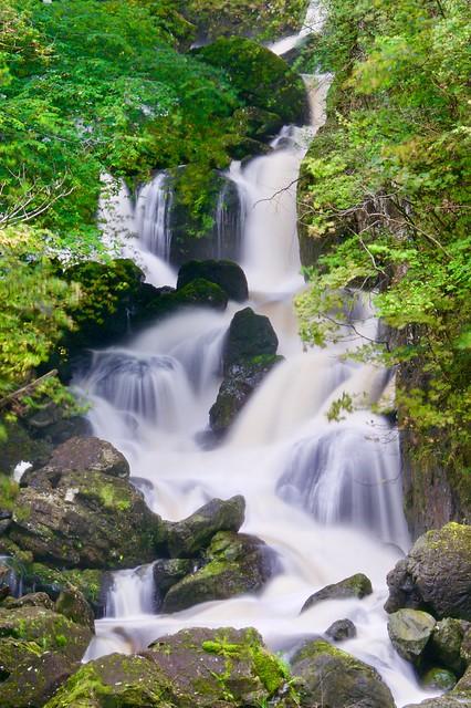 Lodore Waterfall