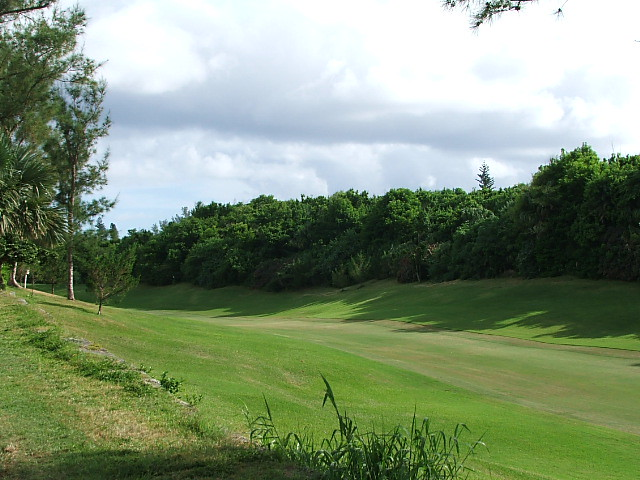 11th fairway