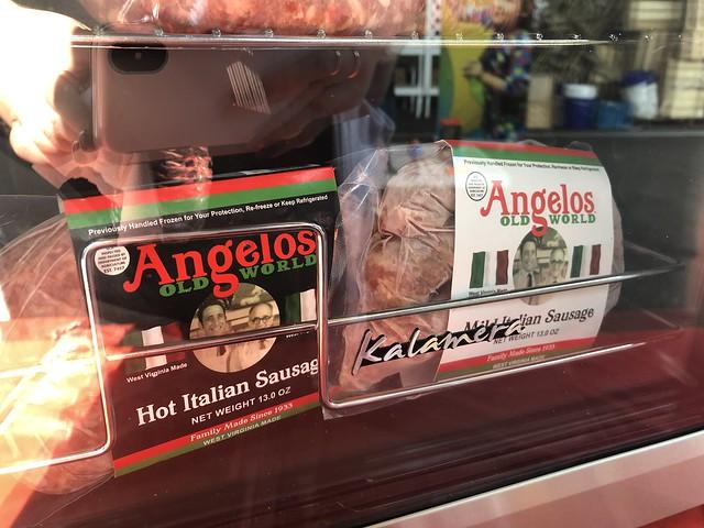 Angelo's Sausage