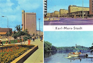 Karl Marx Stadt