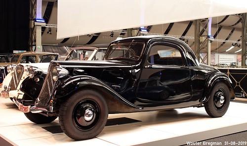 Citroën Traction Avant 7C Faux Cabriolet 1935