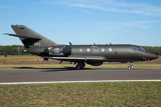 Royal Norwegian Air Force Falcon 20ECM  053 | by wapo84