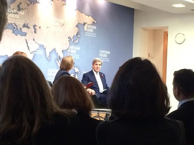 John Kerry Iran | Reportage Photography