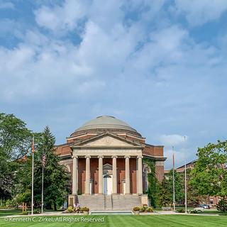 Syracuse University Hendricks Chapel