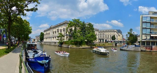 Gent - Oud gerechtsgebouw