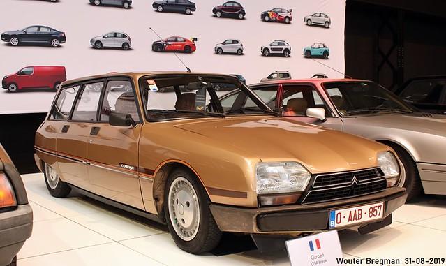Citroën GSA Break Cottage 1984