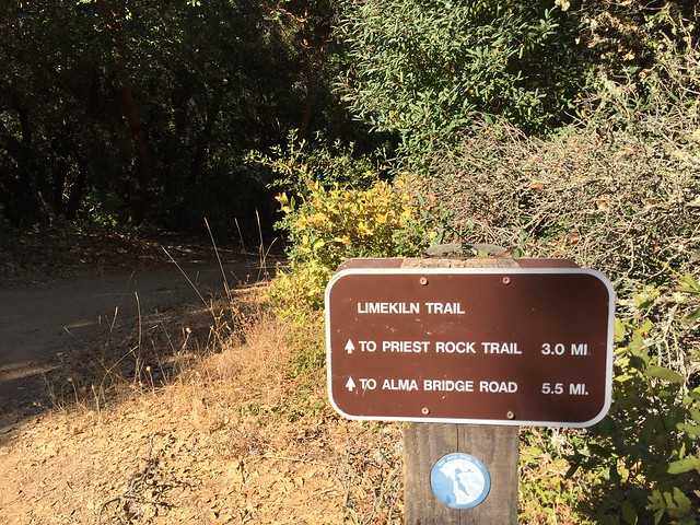Limekiln Trail at Kennedy Trail