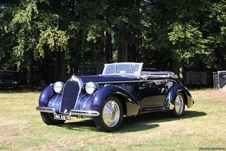 Talbot Lago T23 Cabriolet
