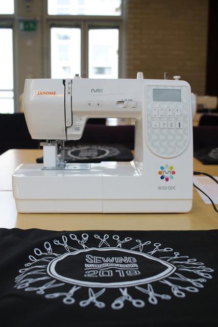 The Sewing Weekender 2019